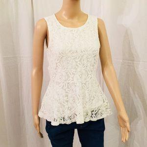 VALERIE BERTINELLI Size S Women's blouse .